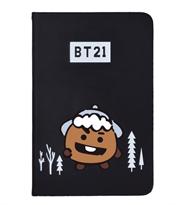 Черный блокнот Шуки БТ21 (Shooky BT21) купить в Москве