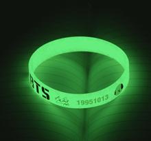 Купить Светящийся браслет Чимми BTS в Москве