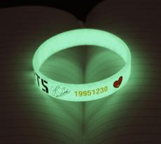 Купить Светящийся браслет Тата BTS в Москве