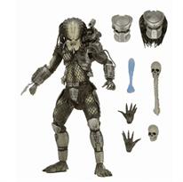Фигурка Хищник Охотник с джунглей без маски (Predator Serpent Hunter) купить