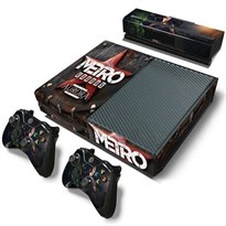 Защитная пленка для XBOX One из игры Метро: Исход (Metro Exodus) купить Москва
