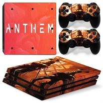 Защитная пленка для PS4 Pro Anthem купить Москва