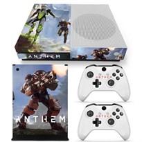 Защитная пленка для XBOX One S Джавелины из игры Anthem купить Москва