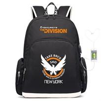 Рюкзак для ноутбука Tom Clancy's The Division купить Москва