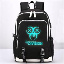 Рюкзак со светящейся надписью Tom Clancy's The Division купить Москва