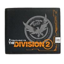 Маленький кошелек Tom Clancy's The Division (Цвет Черный) купить Москва
