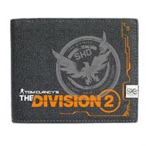 Маленький кошелек Tom Clancy's The Division (Цвет Серый) купить Москва