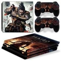 Защитная пленка для PS4 Pro Sekiro: Shadows Die Twice купить Москва