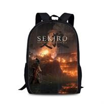 Школьный рюкзак Sekiro: Shadows Die Twice (Горящий храм) купить Москва