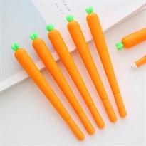Гелевая ручка в форме морковки купить Москва
