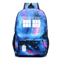 Рюкзак космической расцветки Доктор Кто (Doctor Who)