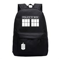 Школьный рюкзак Доктор Кто (Doctor Who) купить в Москве