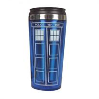 Купить Термос Тардис Доктор Кто (Doctor Who)