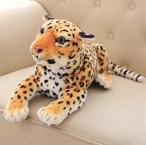 Мягкая игрушка леопард 45 см купить в Москве