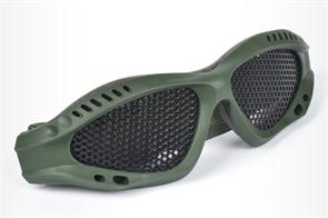 Тактические очки для игры бластерами Нерф (Nerf) зеленые купить в Москве