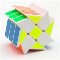 Купить кубик рубика Мельница 3 на 3 белый