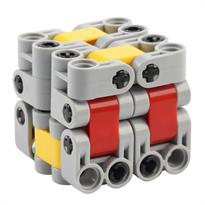 Механическая головоломка нестандартный Кубик Рубика