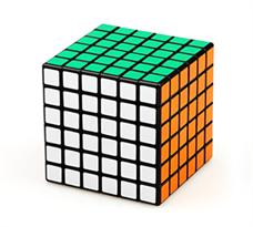 Кубик рубика 6 на 6 с черными гранями купить в Москве