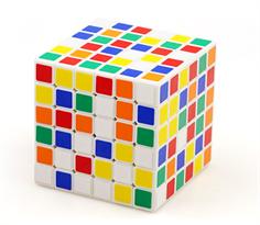 Купить Кубик рубика 6 на 6 с белыми гранями в Москве