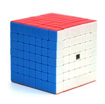 Купить кубик рубика 7 на 7 с элементами разного размера в Москве
