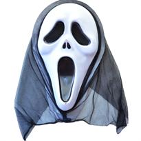 Маска убийцы из фильма Крик (Scream) купить в Москве