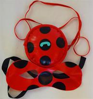 Маска и сумочка Леди Баг (Lady Bug) купить в Москве