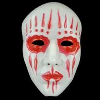 Маска Джои из группы Slipknot (ПВХ) Красная купить Москва