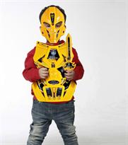 Маска, броня и оружие Бамблби Трансформеры (Bumblebee Transformers) купить в Москве