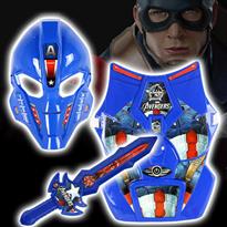 Маска, броня и оружие Капитан Америка (Captain America) купить