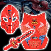 Маска, броня и оружие Человека-Паука (Spider-Man) купить в Москве
