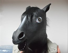 Маска Коня купить Москва