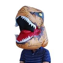Маска надувная Динозавр купить Москва