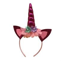 Обруч для волос Единорог (Цвет Розовый) купить Москва