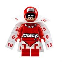 Лего фигурка Человек-календарь купить Москва