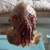 Маска Осьминога из сериала Доктор Кто (Octopus Doctor Who) купить в Москве