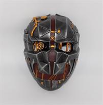 Маска Корво из Dishonored 2 стального цвета купить в Москве