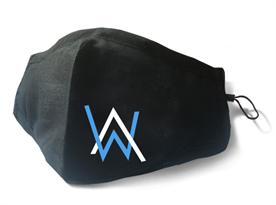 Тканевая маска с логотипом Алана Уокера купить в Москве