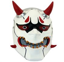 Белая маска Хання купить в Москве