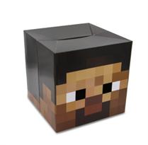 Маска Стива из игры Майнкрафт (Minecraft) купить в Москве