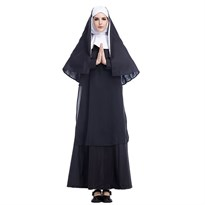 Костюм Монахини для Хэллоуина купить Москва