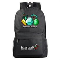 Рюкзак Ресурсы из Minecraft (Майнкрафт) купить в Москве