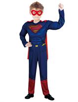 Детский костюм Супермэна (Superman) купить в Москве