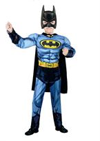 Детский костюм Бэтмена (Batman) купить в Москве