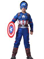 Детский костюм Капитана Америки (Captain America) купить в Москве