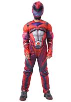 Купить детский костюм Оптимуса Прайма (Трансформеры) красный