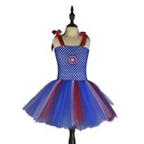 Платье с щитом Капитана Америки (Captain America) купить Москва
