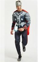 Костюм Тора (Thor) для взрослых купить Москва