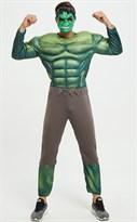 Костюм Халка (Hulk) для взрослых купить Москва