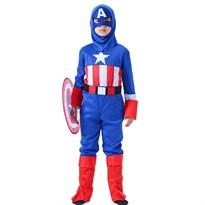 Костюм Капитана Америки (Captain America) с щитом купить Москва