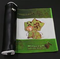 Пенал Майнкрафт (Minecraft) купить в Москве